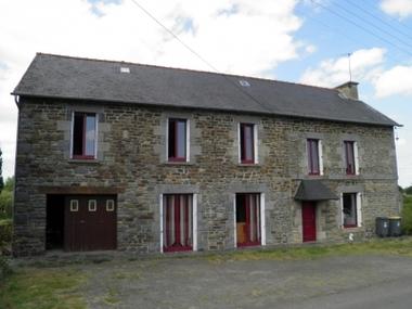 Vente Maison 6 pièces 140m² Mérillac (22230) - photo