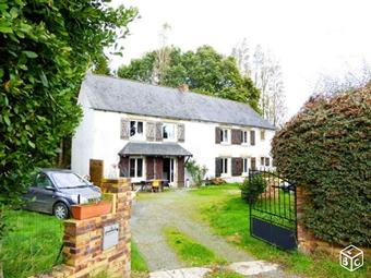 Vente Maison 6 pièces 151m² Éréac (22250) - photo