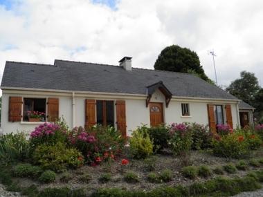 Vente Maison 3 pièces 102m² Merdrignac (22230) - photo