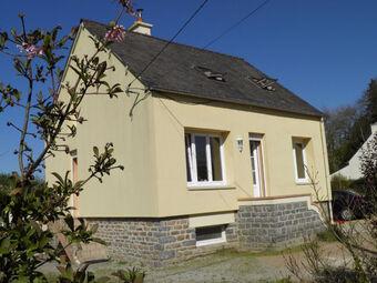 Vente Maison 4 pièces 82m² Ménéac (56490) - Photo 1