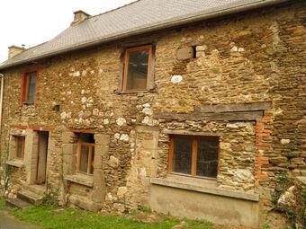 Vente Maison 2 pièces 54m² La Trinité-Porhoët (56490) - photo