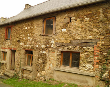 Vente Maison 2 pièces 54m² LA TRINITE PORHOET - photo