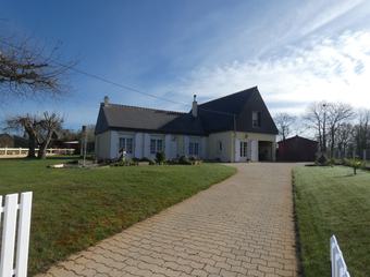 Vente Maison 6 pièces 140m² Les Champs-Géraux (22630) - Photo 1
