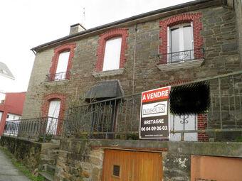 Vente Maison 6 pièces 112m² Merdrignac (22230) - Photo 1