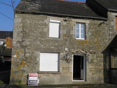 Vente Maison 3 pièces 60m² LE MENE - photo
