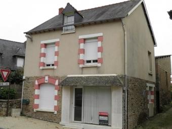 Vente Maison 4 pièces 90m² Merdrignac (22230) - photo