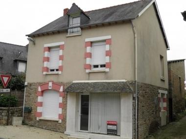 Vente Maison 4 pièces 90m² MERDRIGNAC - photo