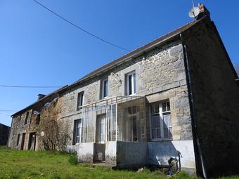 Vente Maison 3 pièces 66m² Mérillac (22230) - Photo 1