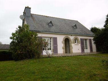 Vente Maison 4 pièces 70m² Plouguenast (22150) - photo