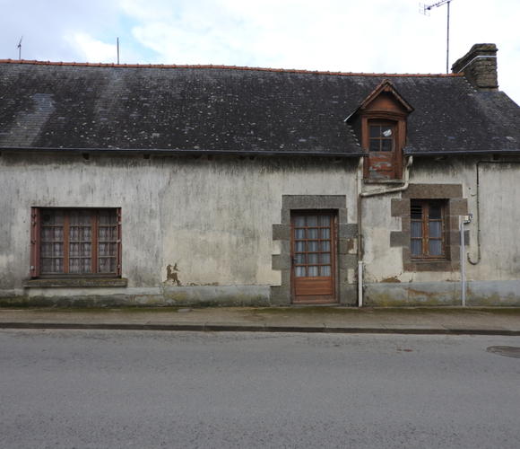 Vente Maison 3 pièces 70m² MENEAC - photo