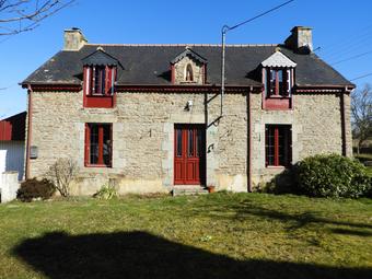 Vente Maison 6 pièces 123m² Mohon (56490) - Photo 1