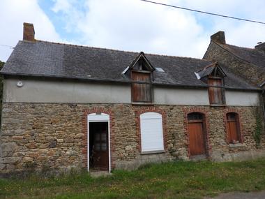 Vente Maison 2 pièces 37m² MENEAC - photo