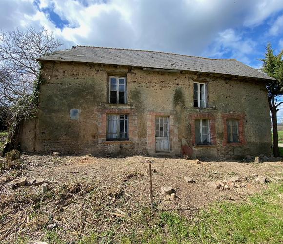 Vente Maison 4 pièces 50m² LANRELAS - photo