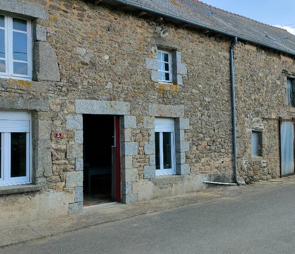 Location Maison 3 pièces 54m² Ménéac (56490) - photo