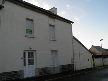 Vente Maison 3 pièces 108m² Loscouët-sur-Meu (22230) - photo