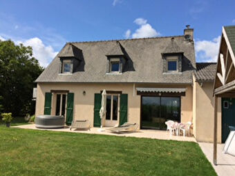 Vente Maison 10 pièces 262m² Yvignac-la-Tour (22350) - photo