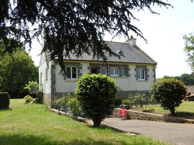 Vente Maison 5 pièces 76m² Merdrignac (22230) - photo
