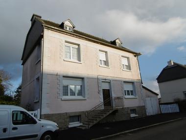 Vente Maison 9 pièces 155m² Le Cambout (22210) - photo