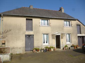 Vente Maison 3 pièces 50m² Plumaudan (22350) - Photo 1