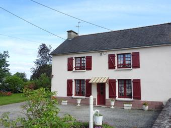 Vente Maison 7 pièces 127m² Mauron (56430) - Photo 1