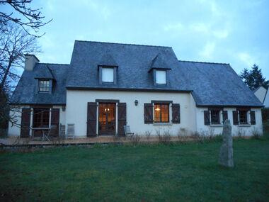Vente Maison 6 pièces 121m² Bobital (22100) - photo