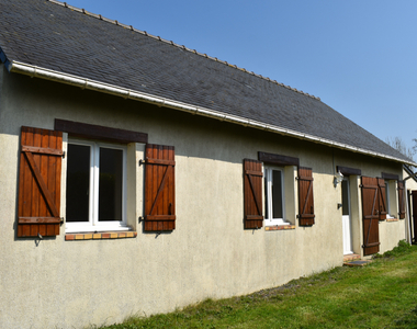 Vente Maison 3 pièces 58m² SAINT GLEN - photo