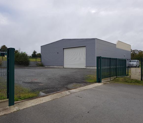 Location Bureaux 5 pièces 400m² Le Mené (22330) - photo