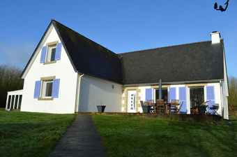 Vente Maison 8 pièces 180m² PLEMET - Photo 1
