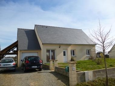 Location Maison 4 pièces 82m² Lanvallay (22100) - photo