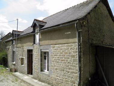 Vente Maison 4 pièces 108m² Laurenan (22230) - photo
