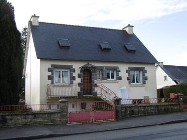Vente Maison 7 pièces 120m² Loudéac (22600) - photo