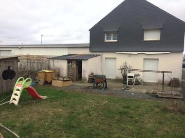 Vente Maison 6 pièces 160m² Trégueux (22950) - photo