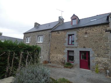 Vente Maison 5 pièces 90m² Saint-Pierre-de-Plesguen (35720) - photo