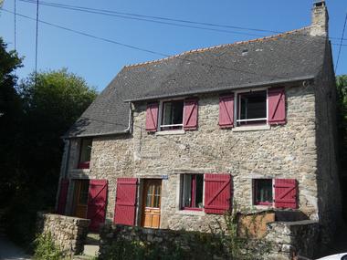 Vente Maison 4 pièces 95m² Saint-Pierre-de-Plesguen (35720) - photo