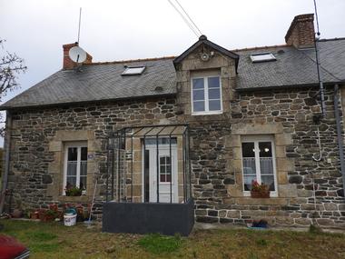 Vente Maison 4 pièces 79m² Le Mené (22330) - photo