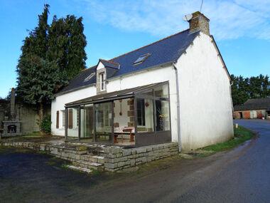 Vente Maison 10 pièces 145m² Le Mené (22330) - photo