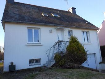 Vente Maison 6 pièces 112m² Loudéac (22600) - photo