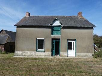 Vente Maison 3 pièces 45m² Gaël (35290) - Photo 1
