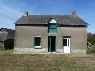 Vente Maison 3 pièces 45m² GAEL - photo