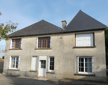 Vente Maison 5 pièces 98m² Saint-Onen-la-Chapelle (35290) - photo