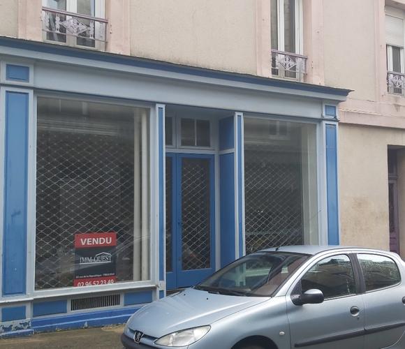 Location Bureaux 40m² Saint-Brieuc (22000) - photo