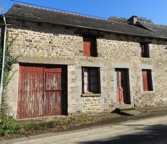 Vente Maison 2 pièces 46m² GUILLIERS - photo