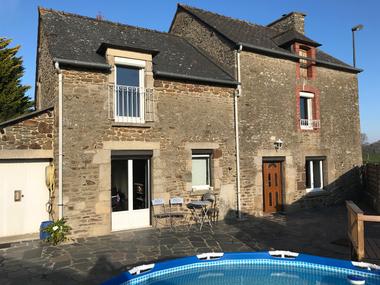 Vente Maison 4 pièces 113m² Saint-Samson-sur-Rance (22100) - photo