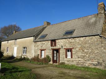 Vente Maison 6 pièces 134m² Lanouée (56120) - Photo 1