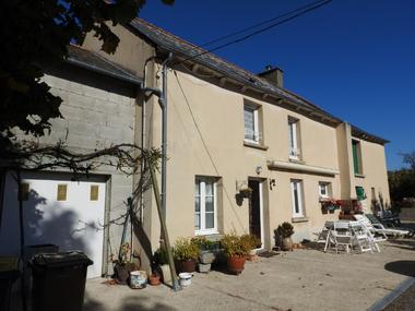Vente Maison 3 pièces 112m² Lanrelas (22250) - photo