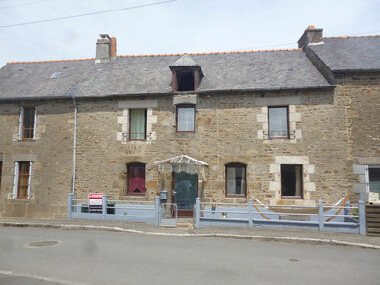 Vente Maison 4 pièces 100m² Saint Solen (22100) - photo