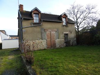 Vente Maison 4 pièces 51m² Merdrignac (22230) - Photo 1