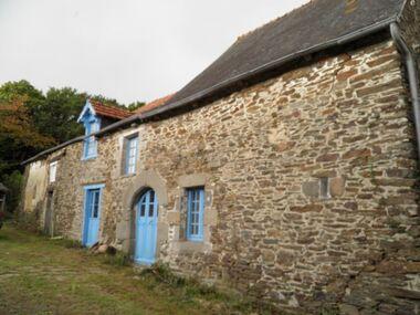 Location Maison 3 pièces 92m² Sévignac (22250) - photo