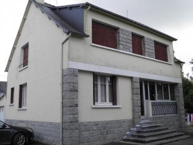 Vente Maison 8 pièces 116m² Merdrignac (22230) - photo