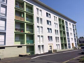 Vente Appartement 3 pièces 56m² Saint-Brieuc (22000) - photo